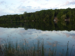 Small Lake in Ontario